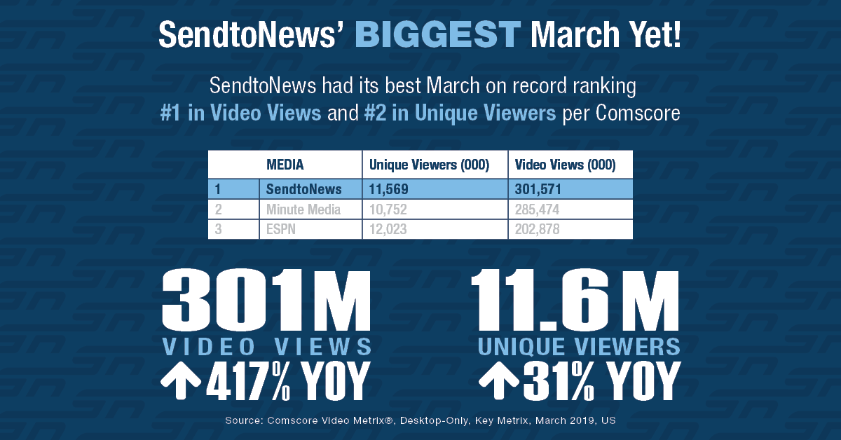 sendtonews march 2019
