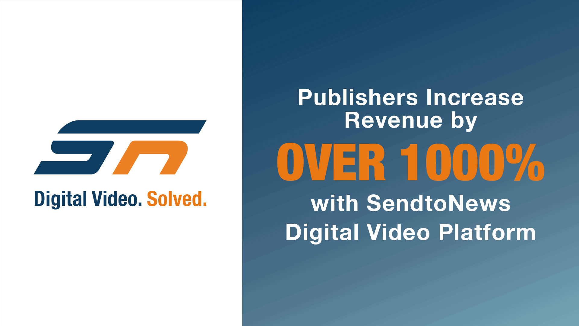 sendtonews publisher revenue graphic